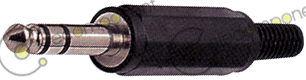6.35mm connector